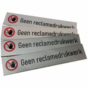 Schoenmakerij Naessens - Van Deynse - Geen reclamedrukwerk